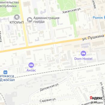 Саньда на Яндекс.Картах
