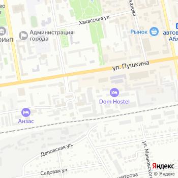 Tropfen на Яндекс.Картах