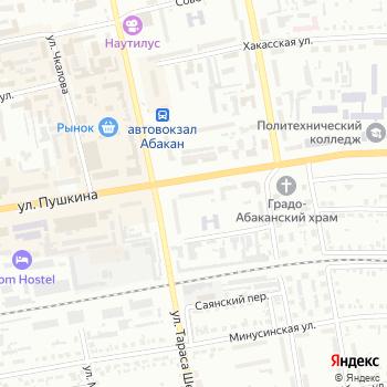 Художественный салон на Яндекс.Картах