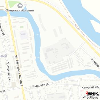 Водоканал на Яндекс.Картах