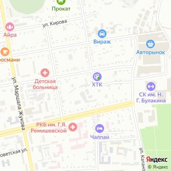 ТимСан на Яндекс.Картах