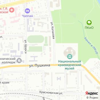 Абаканская Епархия Русской Православной Церкви на Яндекс.Картах