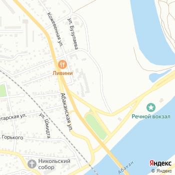 Альянс-Авто-Абакан на Яндекс.Картах