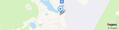 Администрация с. Маган на карте