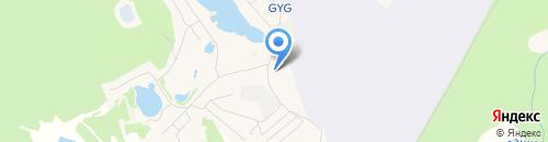 Маганская средняя общеобразовательная школа на карте