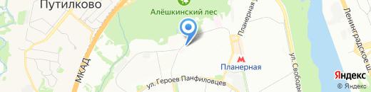 НеоДентал на карте