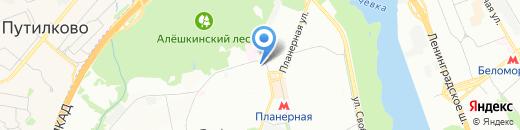Дента-Проф на карте