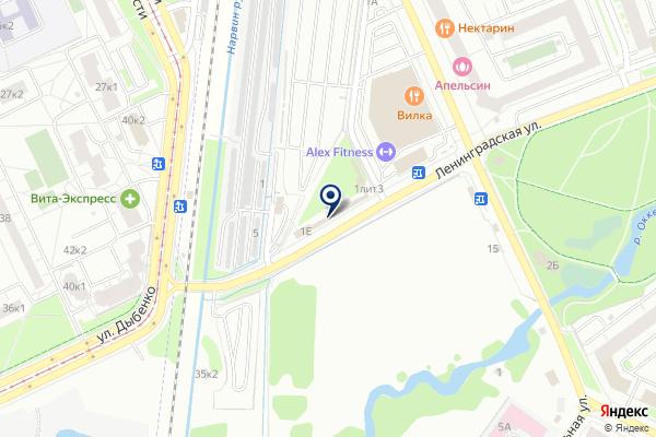 «iПросто» на карте