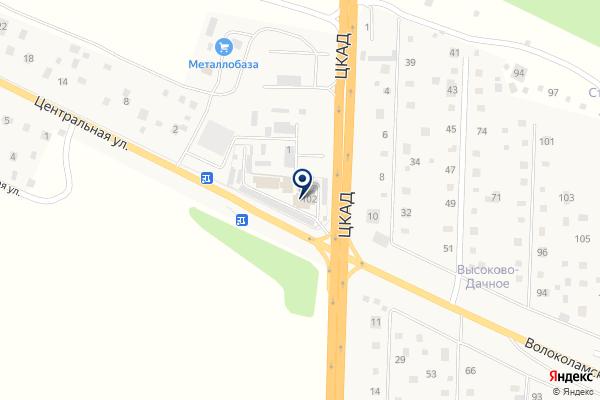 «11-й батальон 1-го полка ДПС ГИБДД» на карте
