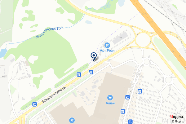 «АвтоСтиль» на карте