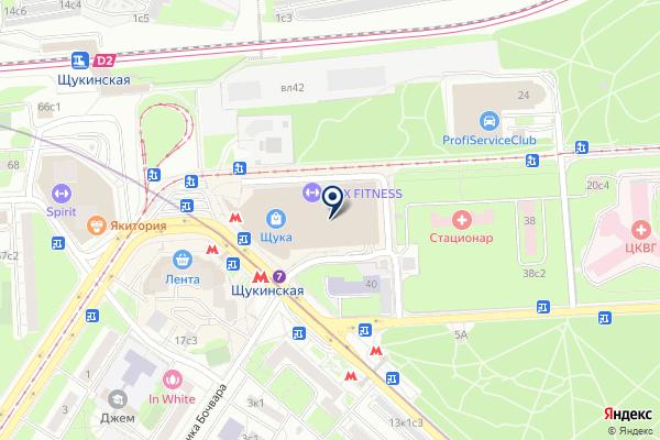 «Pic`n MIX» на карте