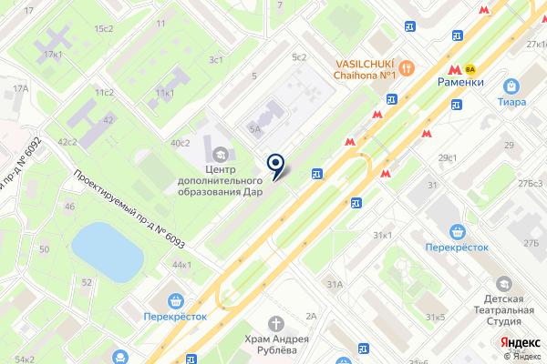 «Lockki» на карте