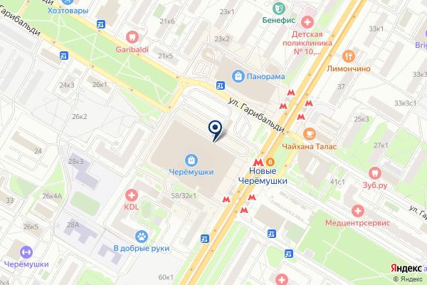 «Мобайл Сервис» на карте