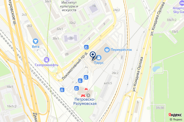 «Apple-Gear.ru» на карте