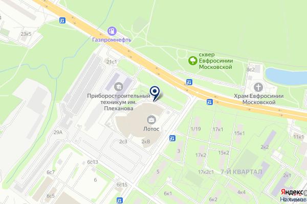 «KYB» на карте