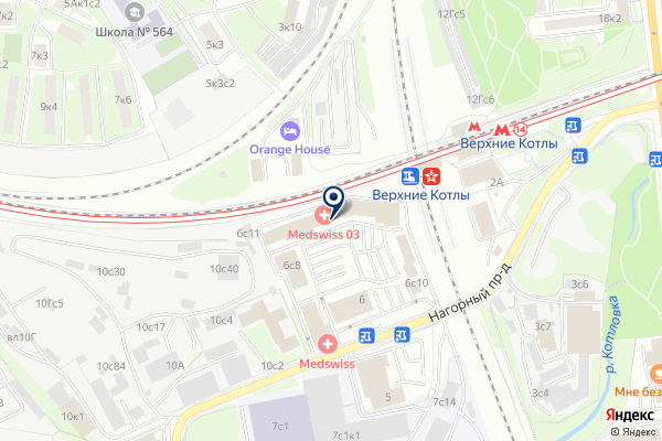 «ИНПРОМЕД» на карте