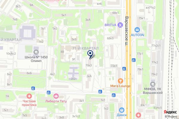 «МЖС-медикал» на карте