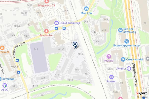 «Turboworks» на карте