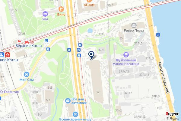 «Почтовое отделение №130206» на карте