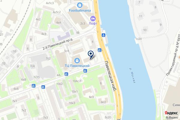«Пожарная часть №6» на карте