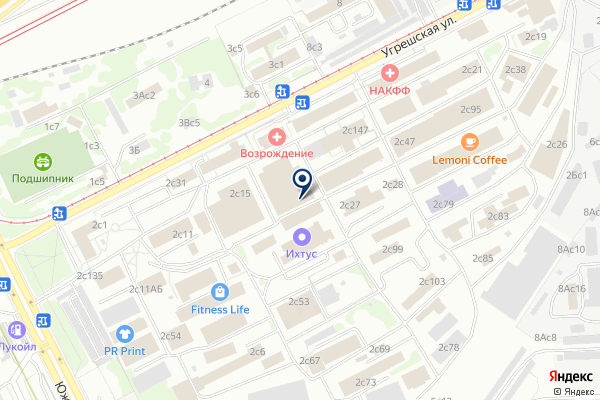 «Pixel-Trade» на карте