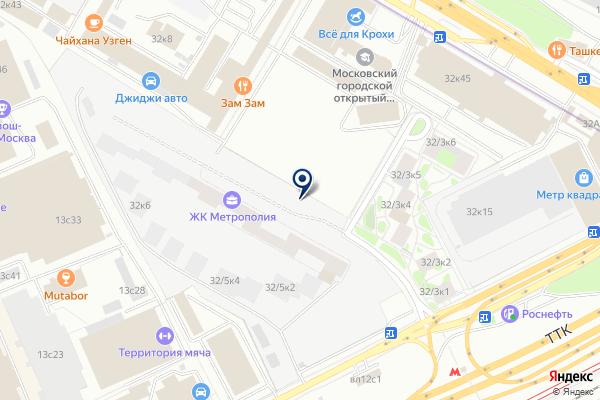 «Speed Car Service» на карте