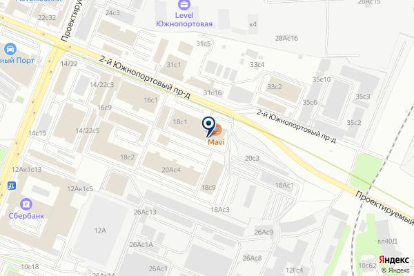 «Хорошее Место» на карте