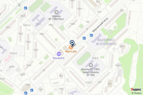 «Старый Город» на карте