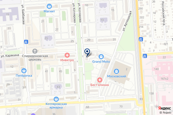 «Бухгалтер Усов Антон Владиимирович» на карте