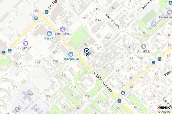 «Автомоечный комплекс» на карте