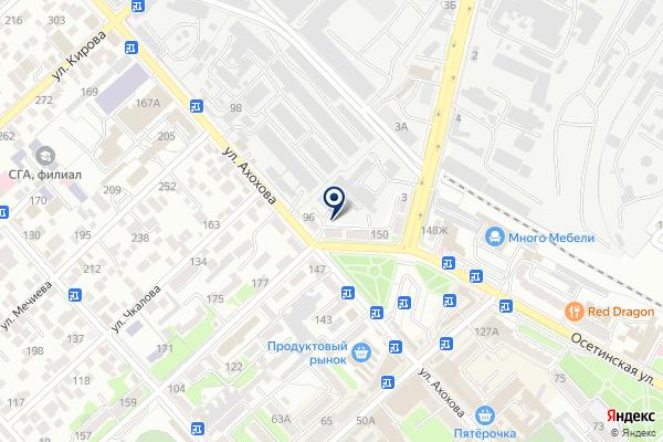«Гараж 07» на карте