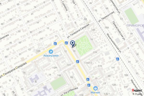 «ГЕМОТЕСТ» на карте