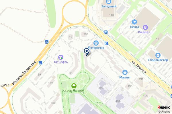 «Хмелькoff» на карте