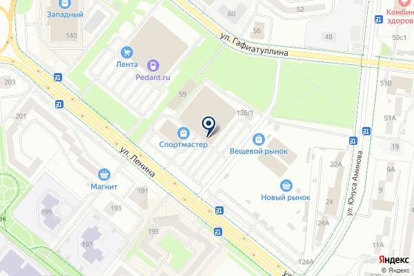 «Магазин товаров для маникюра» на карте