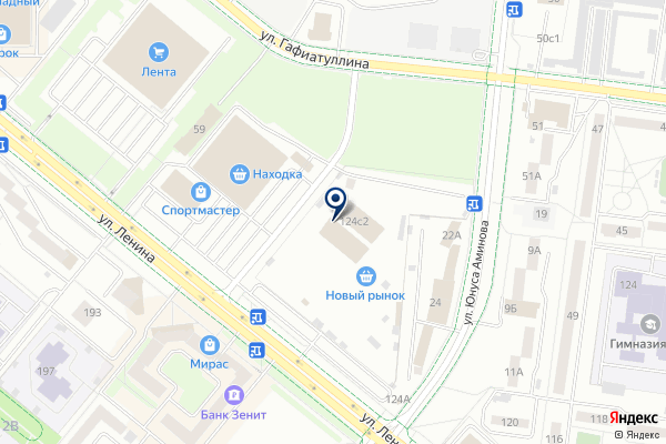 «Antago» на карте