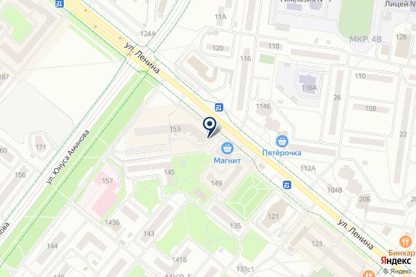 «Sprint contact» на карте