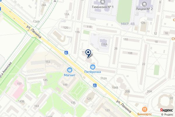 «Карлсон» на карте