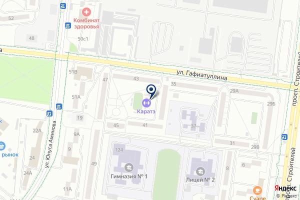«Опорный пункт полиции» на карте