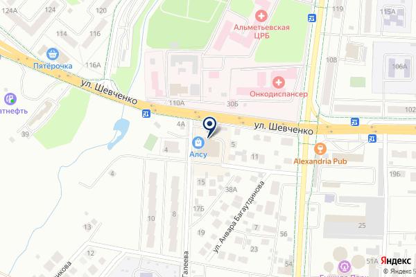«Спецторг» на карте