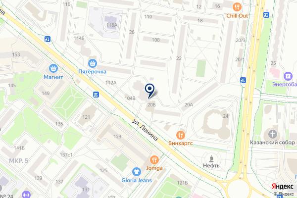 «ЖЭУ-10» на карте