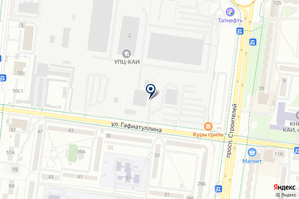 «Радиоприбор» на карте