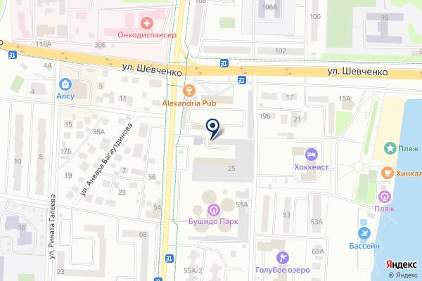 «Кадровый центр» на карте