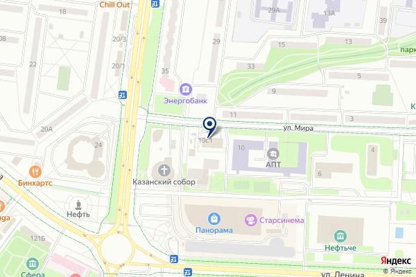 «Евроазиатский регистратор» на карте
