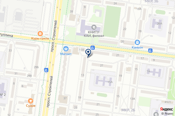 «Два карата» на карте