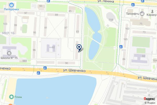 «Государственная инспекция Республики Татарстан по обеспечению государственного контроля за производством» на карте