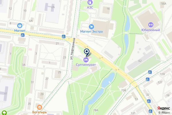 «Ридлком» на карте
