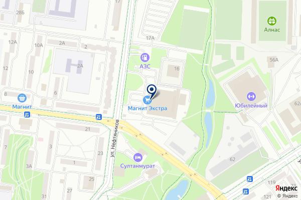 «Парковка» на карте