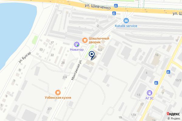 «ArtWhite» на карте