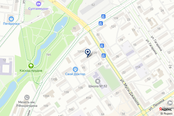 «Wildberries.ru» на карте