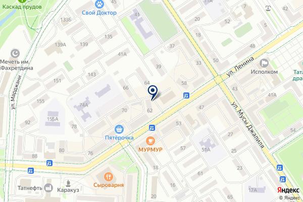 «Yulsun» на карте